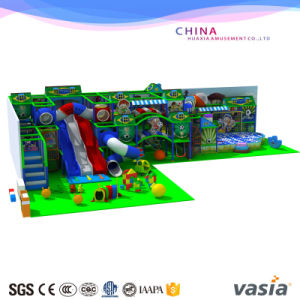 Amusement Park Funny Indoor Slide Ocean Ball Pool Kid Playground pictures & photos