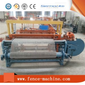 Automatic Crimped Wire Mesh Machine pictures & photos