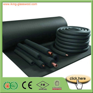 Thermal Insulation and Fireproof Closed Cell Elastomeric Nitrile Rubber Insulation pictures & photos