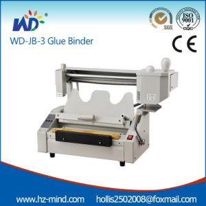 Glue Binder for Hard Cover Desktop Gluing Hot Glue Binder pictures & photos