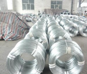 High Carbon Steel Wire/High Carbon Steel Galvanized Wire pictures & photos