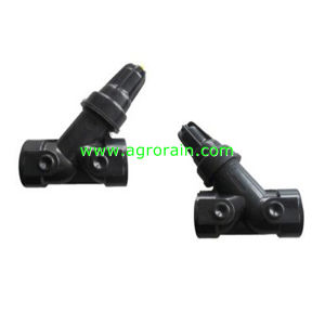 "Raw ABS Plastic Pressure Reducing Valve for Irrigation System 1-1/2"" Female Bsp pictures & photos"