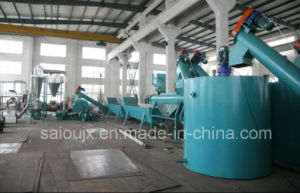 Waste Pet Plastic Washing Machine Recycling Line pictures & photos