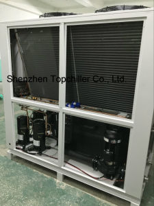 -5c/-10c 15tons Air Cooled Glycol Chiller Chocolate Mold Cooling pictures & photos