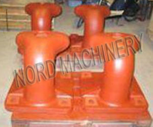 Shell Casting Marine Mooring Bollard pictures & photos