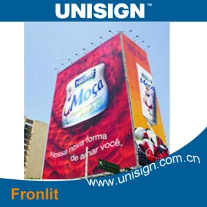 Laminated Frontlight Flex Banner for Digital Printing pictures & photos