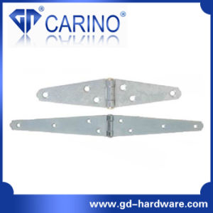 (HY821) Iron Zinc Plated T Type Hinge pictures & photos