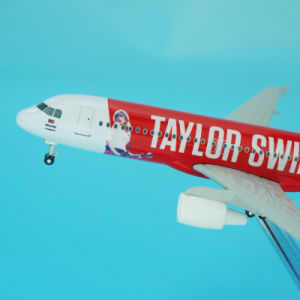 Airasia Taylor Swift A320 Metal Model Plane pictures & photos