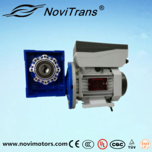 1.5kw Power Servo Speed Control Motor with Decelerator (YVM-90F/D) pictures & photos