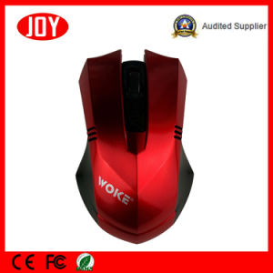 2.4GHz Wireless Optical USB Mouse USB Mini Receiver pictures & photos