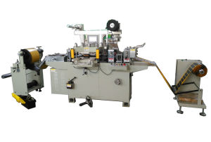 Automatic Die Cutting Machine for Paper/Label/Foam/Sticker/Adhesive Film pictures & photos