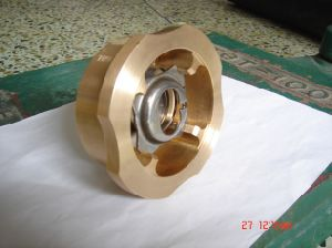 Wafer Lifting Check Valve in Bronze pictures & photos