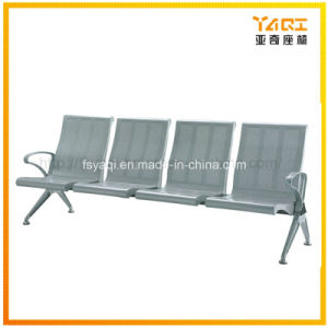 4 Seaters Chrome Plating Airport Waiting Chair (YA-109) pictures & photos