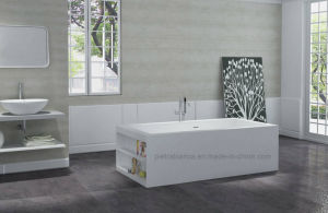 2017 Fashion Style Bathtub with Cabinet (PB1042N)