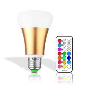 10W E27 LED Bulb 12 Colors for Home pictures & photos
