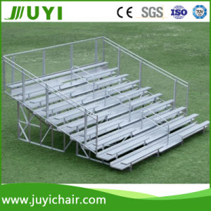 Outdoor Aluminum Bleacher Sports Gym Portable Outdoor Aluminum Chair Jy-717 pictures & photos