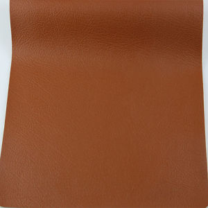 Durable Fashionable Finished PU PVC Upholstery Leather for Furniture pictures & photos