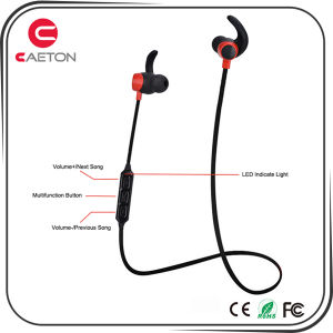 V4.2 Wireless Bluetooth Earphone with Microphone
