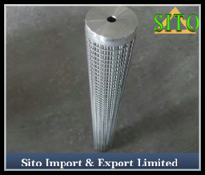 Stainless Steel Wire Mesh Cylinder Water Oil Filter pictures & photos