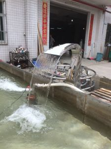 Stainless Steel Swimming Pool or Garden Water Feature Equipment pictures & photos
