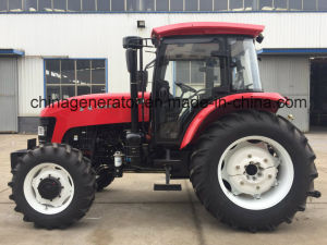 Suyuan Sy-1404-1 4WD Agricultural Farm Wheeled Tractor