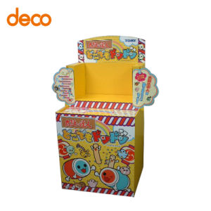 Paper Counter Display Cardboard Display PDQ Display Box pictures & photos