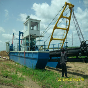 Keda Cutter Suction Dredger pictures & photos
