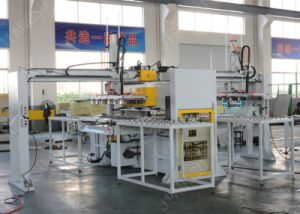 Full-Automatic Bilateral Cutting Machine with Manipulator/Automatic Die Cutting Machine pictures & photos