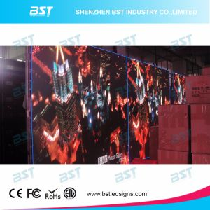P6.67 Outdoor Rental LED Display for Anniversary pictures & photos