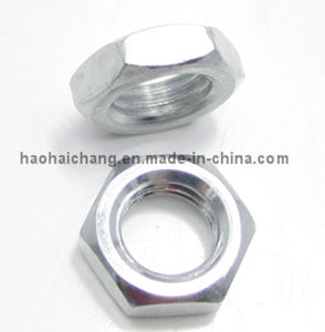 Nonstandard Precision Ni-Plated OEM Screw Fastener pictures & photos