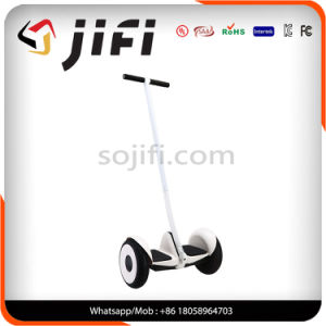 Two Wheel 10.5 Inch Electric Scooter Hoverboard with UL2272 Certificate pictures & photos