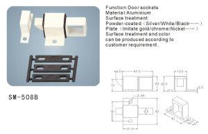 Aluminium Bolt/ Latch/ Lock for Door and Window (SM-508B) pictures & photos