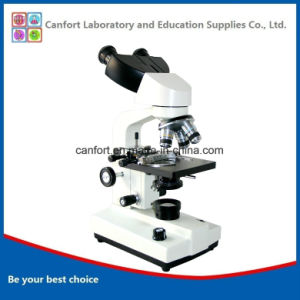 1600X High Quality Professional Biological Binocular Microscope for Medical Supply/Medical Equipment pictures & photos