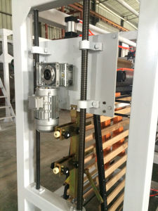 Taiwan Quality Mini Polyethylene PE Plastic Roll Film Making Machine pictures & photos