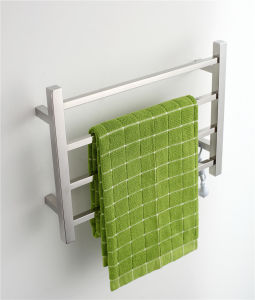 Customized Design Wall Mount Towel Holder with Heating Function pictures & photos