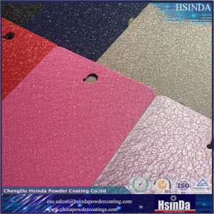 Epoxy Polyester Resin Solid Texture Paint Powder Coating pictures & photos