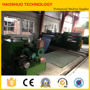 Stainless Steel Metal Coil Slitting Machine, Slitting Line pictures & photos