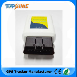 Mini Cheap OBD GPS Tracker Two Way Tracking Geo-Fence pictures & photos