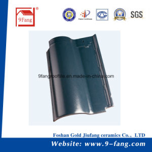 Building Material Roman Roof Tile Ceramic Roofing Tile Made in China pictures & photos