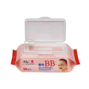 Disposable Baby Wipes, Dry Wipes, DIY Wet Wipes, 100% Biodegradable pictures & photos