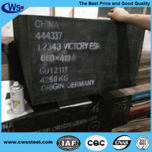 High Quality 1.2344 Hot Work Mould Steel Plate pictures & photos
