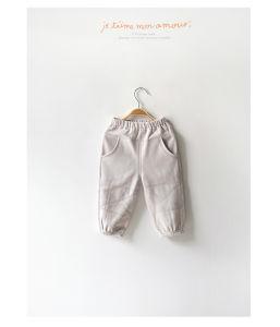 Plain Organic Cotton Baby Pants Organic Cotton Baby Leggings pictures & photos