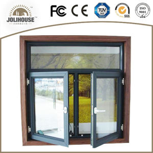 Ce Certificate Aluminum Casement Windows pictures & photos