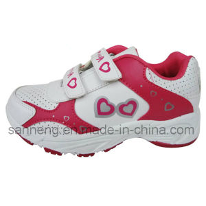 Children Sport Shoes with PVC Outsole (S-0139) pictures & photos