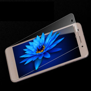 HD Ultra Thin Anti-Finger Full Covered Tempered Glass Film for Huawei Glory 5A