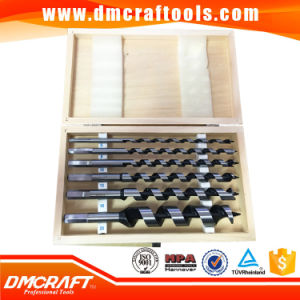 Excellent Quality Best Selling 6 PCS Wood Auger Drill Bits pictures & photos
