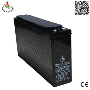 12V 150ah Sealed Lead Acid Rechargeable Front Terminal Battery