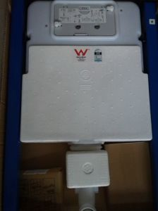 Watermark Bathroom HDPE Material Toilet Concealed Cistern/in-Wall Water Tank (G30041) pictures & photos