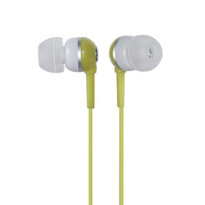 Yellow-Green Headphones for iPod pictures & photos