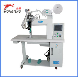 Computerized Seam Sealing Machine with Tape Feeding Structure